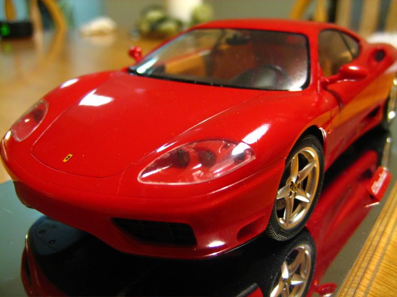 Ferrari Modena 360 – Tamiya 1/25