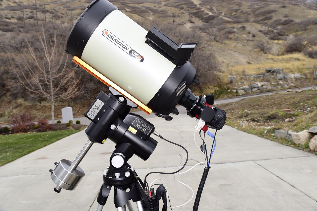 10Micron Telescope Mount