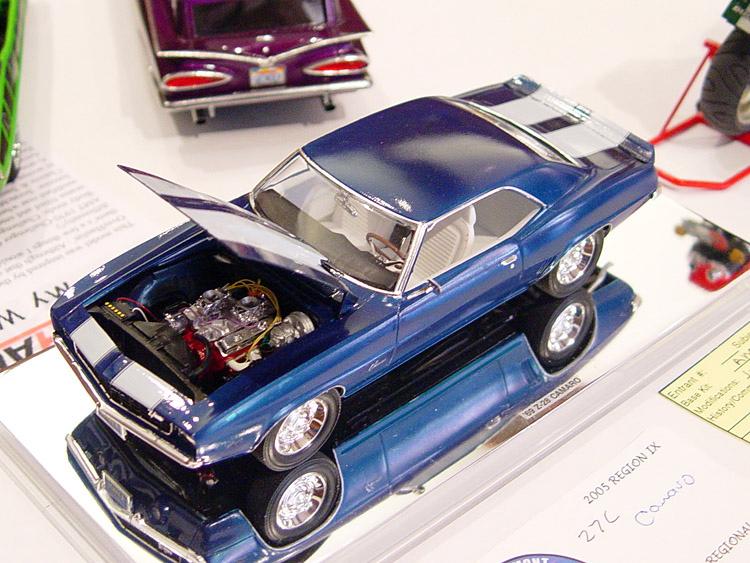 1967 Chevy Camaro Z28 – AMT 1/25