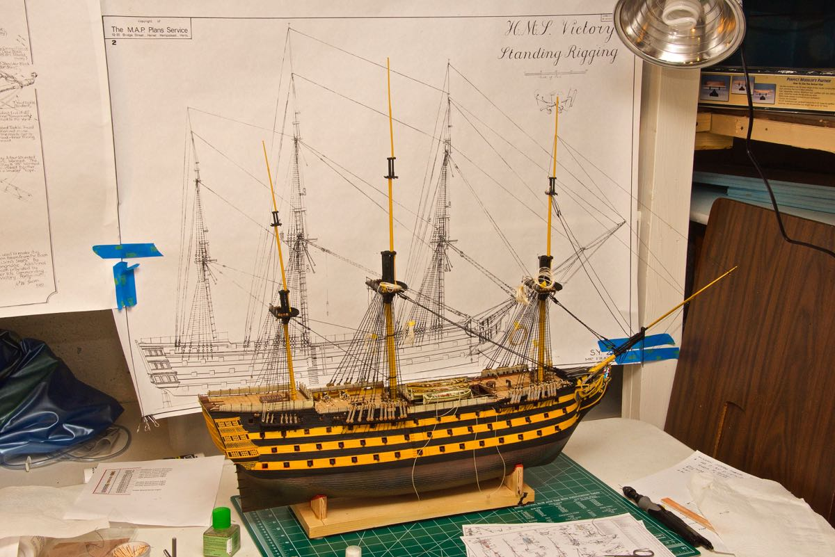 HMS Victory – Imai or Heller 1/100 Page 2