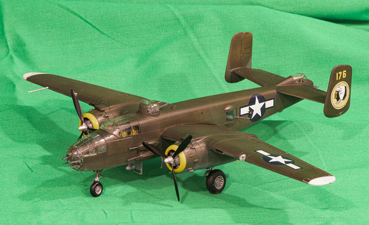 1/72 B-25J