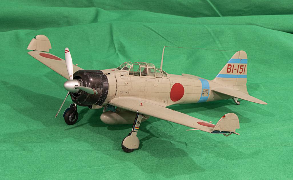 1/32 A6M2b Zero