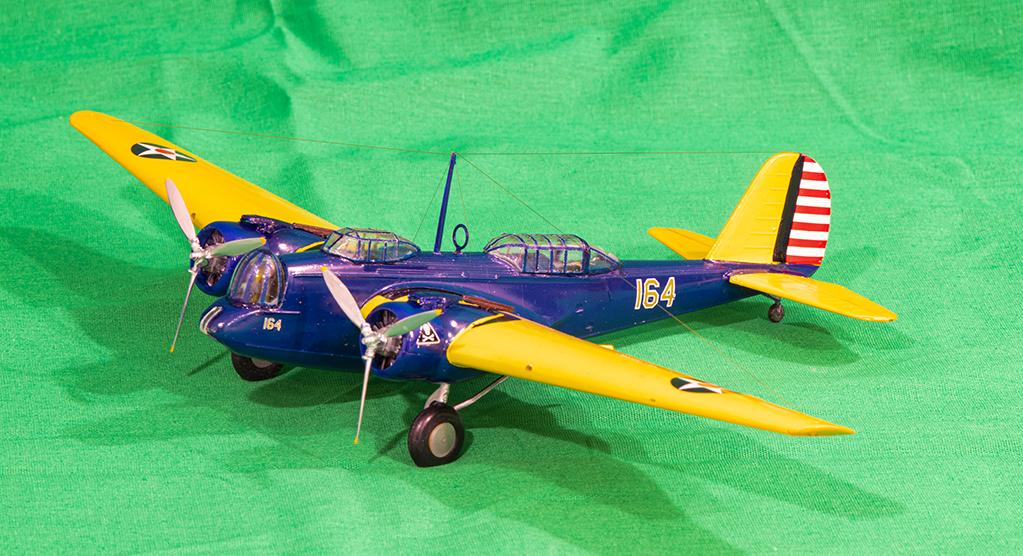 1/72 MARTIN B-10B