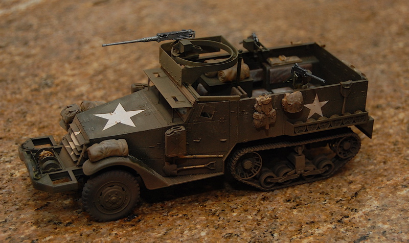 DRAGONS 1/35 M2A1 HALFTRACK